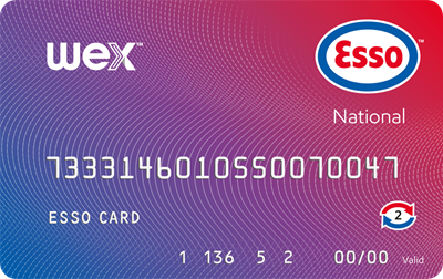 Esso Dual Fuel Card icon