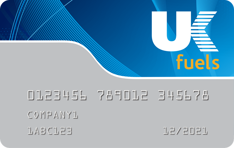 UK Fuels Fuel Card icon