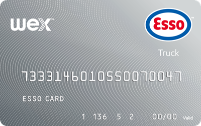 Esso Fuel Card icon